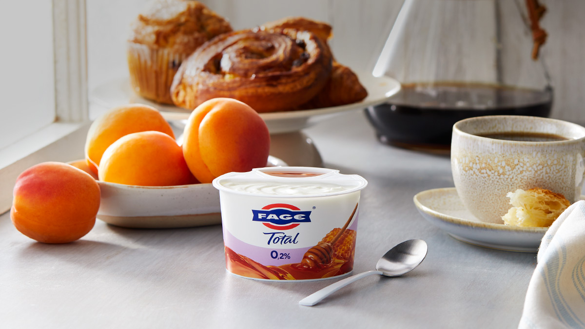 FAGE Total Split Cup