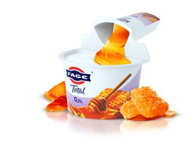 FAGE Total 0% Honey